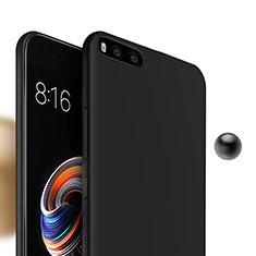 Silikon Hülle Handyhülle Ultra Dünn Schutzhülle Silikon für Xiaomi Mi Note 3 Schwarz