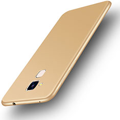 Silikon Hülle Handyhülle Ultra Dünn Schutzhülle Tasche S01 für Huawei GR5 Mini Gold