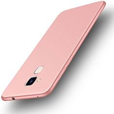Silikon Hülle Handyhülle Ultra Dünn Schutzhülle Tasche S01 für Huawei GR5 Mini Rosegold
