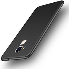 Silikon Hülle Handyhülle Ultra Dünn Schutzhülle Tasche S01 für Huawei GR5 Mini Schwarz