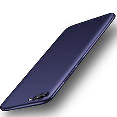 Silikon Hülle Handyhülle Ultra Dünn Schutzhülle Tasche S01 für Huawei Honor 10 Blau