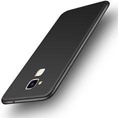 Silikon Hülle Handyhülle Ultra Dünn Schutzhülle Tasche S01 für Huawei Honor 5C Schwarz
