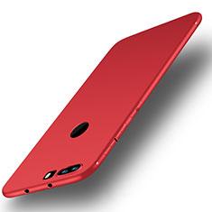 Silikon Hülle Handyhülle Ultra Dünn Schutzhülle Tasche S01 für Huawei Honor 8 Rot