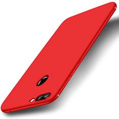 Silikon Hülle Handyhülle Ultra Dünn Schutzhülle Tasche S01 für Huawei Honor 9i Rot
