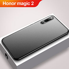 Silikon Hülle Handyhülle Ultra Dünn Schutzhülle Tasche S01 für Huawei Honor Magic 2 Schwarz