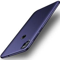 Silikon Hülle Handyhülle Ultra Dünn Schutzhülle Tasche S01 für Huawei Honor Play Blau