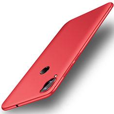 Silikon Hülle Handyhülle Ultra Dünn Schutzhülle Tasche S01 für Huawei Honor Play Rot