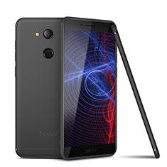 Silikon Hülle Handyhülle Ultra Dünn Schutzhülle Tasche S01 für Huawei Honor V9 Play Grau