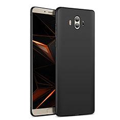 Silikon Hülle Handyhülle Ultra Dünn Schutzhülle Tasche S01 für Huawei Mate 10 Schwarz