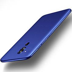 Silikon Hülle Handyhülle Ultra Dünn Schutzhülle Tasche S01 für Huawei Mate 20 Lite Blau