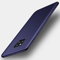 Silikon Hülle Handyhülle Ultra Dünn Schutzhülle Tasche S01 für Huawei Mate 20 Pro Blau