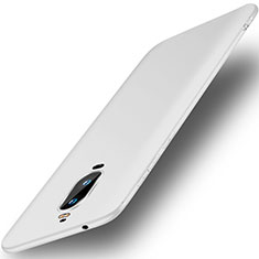 Silikon Hülle Handyhülle Ultra Dünn Schutzhülle Tasche S01 für Huawei Mate 9 Pro Weiß