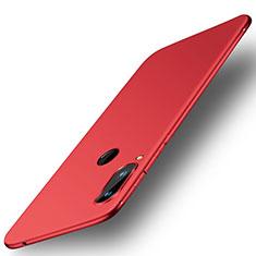 Silikon Hülle Handyhülle Ultra Dünn Schutzhülle Tasche S01 für Huawei Nova 3 Rot