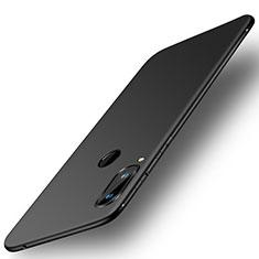 Silikon Hülle Handyhülle Ultra Dünn Schutzhülle Tasche S01 für Huawei Nova 3 Schwarz