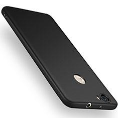 Silikon Hülle Handyhülle Ultra Dünn Schutzhülle Tasche S01 für Huawei Nova Schwarz