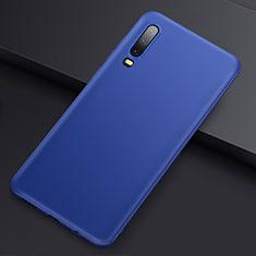 Silikon Hülle Handyhülle Ultra Dünn Schutzhülle Tasche S01 für Huawei P30 Blau