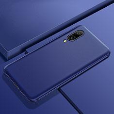 Silikon Hülle Handyhülle Ultra Dünn Schutzhülle Tasche S01 für Huawei Y7 Prime (2019) Blau
