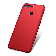 Silikon Hülle Handyhülle Ultra Dünn Schutzhülle Tasche S01 für OnePlus 5T A5010 Rot