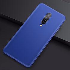 Silikon Hülle Handyhülle Ultra Dünn Schutzhülle Tasche S01 für OnePlus 7 Pro Blau