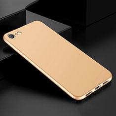 Silikon Hülle Handyhülle Ultra Dünn Schutzhülle Tasche S01 für Oppo A71 Gold