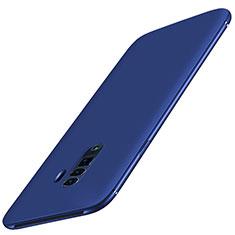 Silikon Hülle Handyhülle Ultra Dünn Schutzhülle Tasche S01 für Oppo Reno 10X Zoom Blau