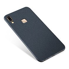 Silikon Hülle Handyhülle Ultra Dünn Schutzhülle Tasche S01 für Samsung Galaxy A8 Star Blau