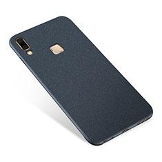 Silikon Hülle Handyhülle Ultra Dünn Schutzhülle Tasche S01 für Samsung Galaxy A9 Star SM-G8850 Blau