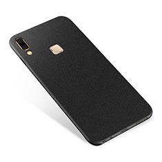 Silikon Hülle Handyhülle Ultra Dünn Schutzhülle Tasche S01 für Samsung Galaxy A9 Star SM-G8850 Schwarz