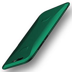 Silikon Hülle Handyhülle Ultra Dünn Schutzhülle Tasche S01 für Xiaomi Black Shark Grün
