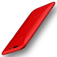 Silikon Hülle Handyhülle Ultra Dünn Schutzhülle Tasche S01 für Xiaomi Black Shark Rot