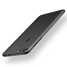 Silikon Hülle Handyhülle Ultra Dünn Schutzhülle Tasche S01 für Xiaomi Mi 8 Lite Schwarz