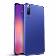Silikon Hülle Handyhülle Ultra Dünn Schutzhülle Tasche S01 für Xiaomi Mi 9 Pro 5G Blau
