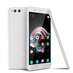 Silikon Hülle Handyhülle Ultra Dünn Schutzhülle Tasche S01 für Xiaomi Mi Note 3 Klar