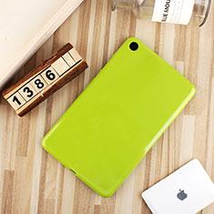 Silikon Hülle Handyhülle Ultra Dünn Schutzhülle Tasche S01 für Xiaomi Mi Pad 4 Grün