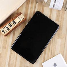 Silikon Hülle Handyhülle Ultra Dünn Schutzhülle Tasche S01 für Xiaomi Mi Pad 4 Plus 10.1 Schwarz