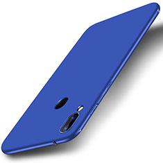 Silikon Hülle Handyhülle Ultra Dünn Schutzhülle Tasche S01 für Xiaomi Mi Play 4G Blau