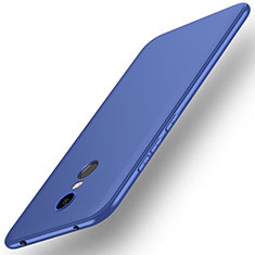 Silikon Hülle Handyhülle Ultra Dünn Schutzhülle Tasche S01 für Xiaomi Redmi 5 Plus Blau