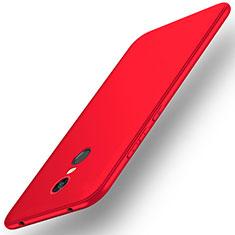 Silikon Hülle Handyhülle Ultra Dünn Schutzhülle Tasche S01 für Xiaomi Redmi 5 Plus Rot