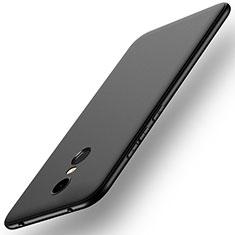 Silikon Hülle Handyhülle Ultra Dünn Schutzhülle Tasche S01 für Xiaomi Redmi 5 Plus Schwarz
