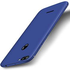 Silikon Hülle Handyhülle Ultra Dünn Schutzhülle Tasche S01 für Xiaomi Redmi 6 Blau