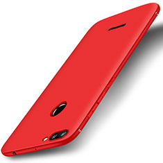 Silikon Hülle Handyhülle Ultra Dünn Schutzhülle Tasche S01 für Xiaomi Redmi 6 Rot