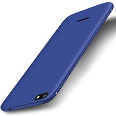 Silikon Hülle Handyhülle Ultra Dünn Schutzhülle Tasche S01 für Xiaomi Redmi 6A Blau