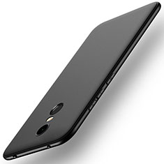 Silikon Hülle Handyhülle Ultra Dünn Schutzhülle Tasche S01 für Xiaomi Redmi Note 5 Indian Version Schwarz
