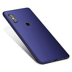 Silikon Hülle Handyhülle Ultra Dünn Schutzhülle Tasche S01 für Xiaomi Redmi Note 5 Pro Blau