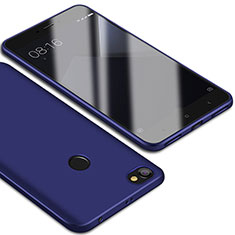 Silikon Hülle Handyhülle Ultra Dünn Schutzhülle Tasche S01 für Xiaomi Redmi Note 5A Pro Blau