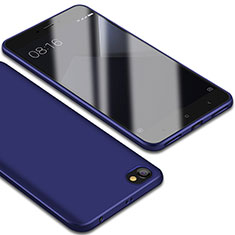 Silikon Hülle Handyhülle Ultra Dünn Schutzhülle Tasche S01 für Xiaomi Redmi Note 5A Standard Edition Blau