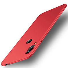 Silikon Hülle Handyhülle Ultra Dünn Schutzhülle Tasche S01 für Xiaomi Redmi Note 6 Pro Rot