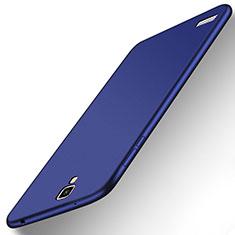 Silikon Hülle Handyhülle Ultra Dünn Schutzhülle Tasche S01 für Xiaomi Redmi Note Blau