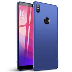 Silikon Hülle Handyhülle Ultra Dünn Schutzhülle Tasche S01 für Xiaomi Redmi S2 Blau