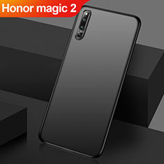 Silikon Hülle Handyhülle Ultra Dünn Schutzhülle Tasche S02 für Huawei Honor Magic 2 Schwarz